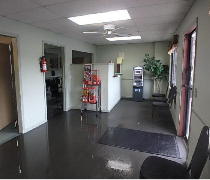 Water Damage Commercial Water Loss